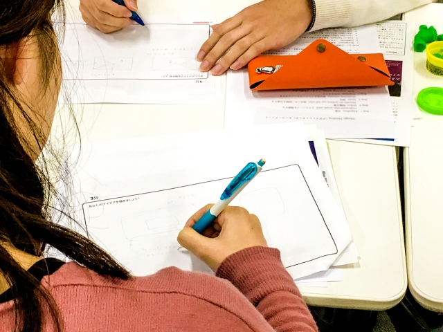 学習塾で身に付ける思考力と応用力